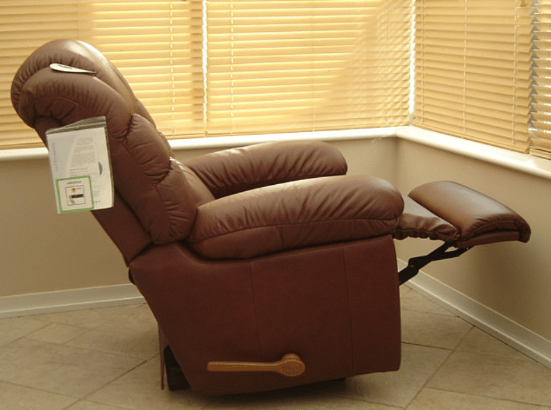 how to reset a massage chair