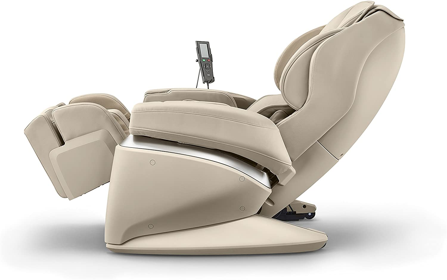 how does a heating massage chair work